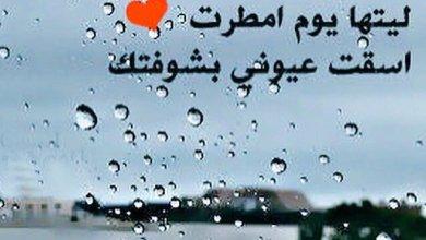 Photo of صباح المطر ☔ ☕ ❤ و رائحة المطر