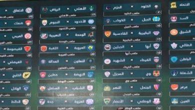 Photo of سحب قرعة أغلى الكؤوس بالرياض.. تعرّف على جدول المباريات