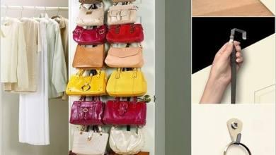 Photo of 10 أفكار لتنظيم حقائبك في المنزل