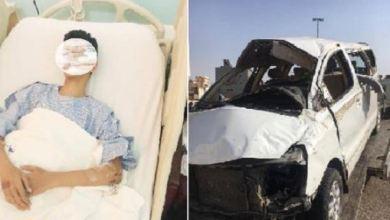 Photo of قائد حافلة طلاب الهجرة يروي تفاصيل الحادث.. ويكشف عن إصابته