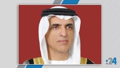 """Photo of حاكم رأس الخيمة: في اليوم العالمي للغة العربية نعتز بـ""""فارس الكلمة"""" محمد بن راشد"""