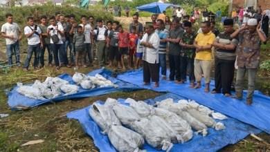 Photo of 373 قتيلاً جراء تسونامي إندونيسيا
