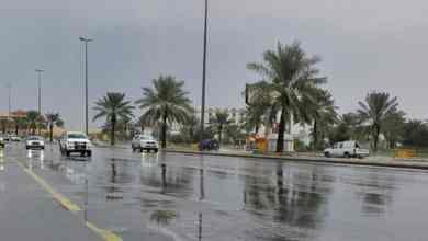 Photo of أمطار غزيرة وزخات برد وسيول.. الأرصاد تصدر تنبيهات لهذه المناطق بالمملكة اليوم