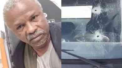Photo of فيديو الجريمة بدأ بطلق ناري على الشاحنة.. سارق جيب لكزس بقبضة أمن الأفلاج