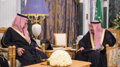 Photo of بالصور: الملك سلمان يتسلّم التقرير السنوي لديوان المراقبة العامة الثامن والخمسين