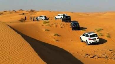 Photo of والد الشاب السعودي المتوفى بصحراء الأردن أثناء رحلة صيد مع أصدقائه يكشف تفاصيل جديدة حول الحادث– صور