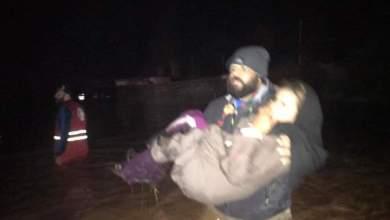 Photo of بالصور  بنغازي الليبية تغرق في السيول