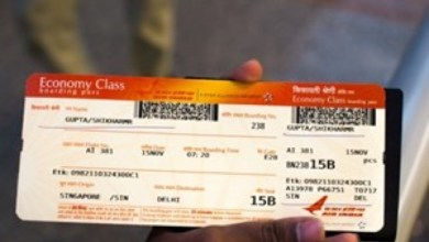 Photo of كن حذر بطاقة الصعود للطائرة قد تعرضك للخطر !!