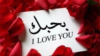 Photo of رسائل للحبيب في عيد الحب 2019 , عبارات للزوج في عيد الحب