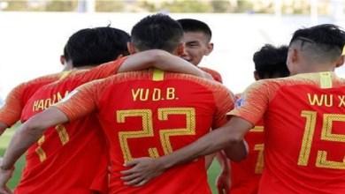 Photo of الصين تنجو من فخ قيرغيزستان في كأس آسيا