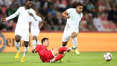 """Photo of """"الأخضر"""" يستهل كأس آسيا برباعية نظيفة في شباك كوريا الشمالية (فيديو)"""