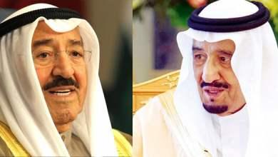 Photo of خادم الحرمين يبعث رسالة خطية إلى أمير الكويت