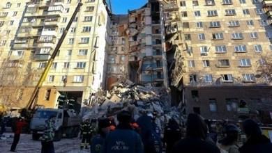 Photo of روسيا: العثور على رضيع حي بين أنقاض بناية من 10 طوابق