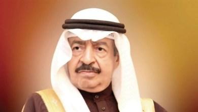 Photo of رئيس الوزراء البحريني يهنئ محمد بن راشد بمرور 50 عاماً على خدمة الإمارات