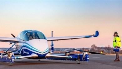 Photo of بالفيديو: بوينغ تطلق أول مركبة طائرة ذاتية القيادة لنقل ركاب