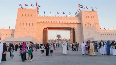 Photo of 2.5 مليون زائر لمهرجان الشيخ زايد التراثي خلال شهرين