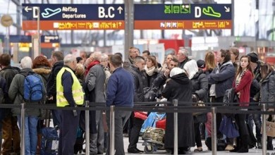 Photo of الإضراب بمطاري برلين سيؤثر على أكثر من 800 مسافر