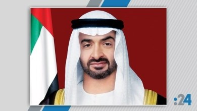 Photo of محمد بن زايد يطمئن على صحة رئيس وزراء البحرين