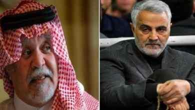 Photo of بندر بن سلطان يكشف كيف التقى صدفة مع قاسم سليماني