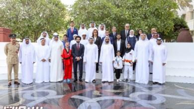 Photo of نائب رئيس الدولة يستقبل الفائزين بجائزة محمد بن راشد ال مكتوم للإبداع الرياضي