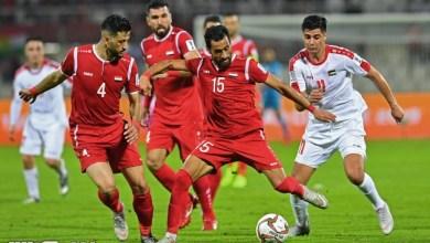 Photo of كأس آسيا 2019 : فلسطين بعشرة لاعبين تفرض التعادل السلبي على المنتخب السوري