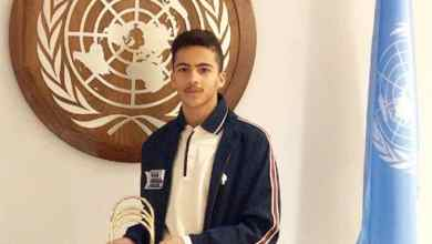 Photo of طالب سعودي يحصل على لقب آينشتاين في مسابقة عالمية.. وتكريمه بالأمم المتحدة