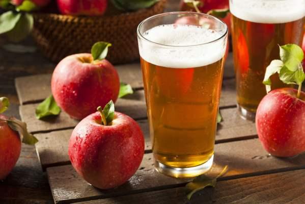 خل و عصير التفاح علاج قشرة الشعر