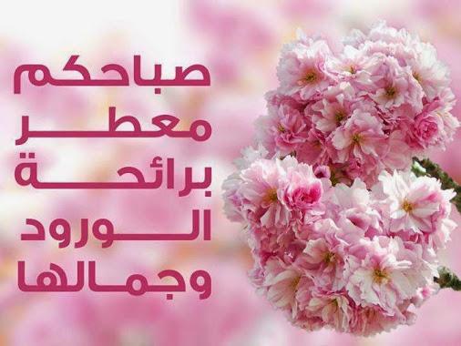 صباحكم معطر برائحة الورد صور صباح ورد جوري