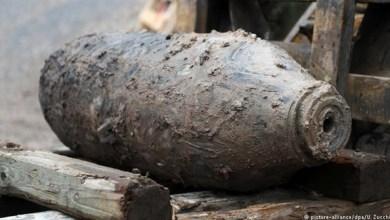 Photo of ألمانيا: تفجير قنبلة تعود للحرب العالية الثانية بشكل آمن