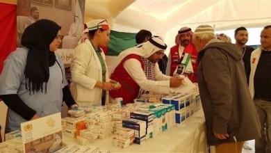 Photo of انطلاق الحملة الإنسانية للشيخة فاطمة في المغرب لعلاج الأطفال والنساء