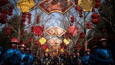 Photo of الصين تستقبل عام الخنزير