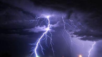"""Photo of """"الأرصاد"""": تقلبات جوية وزخات برد على عدة مناطق بالمملكة.. الخميس"""