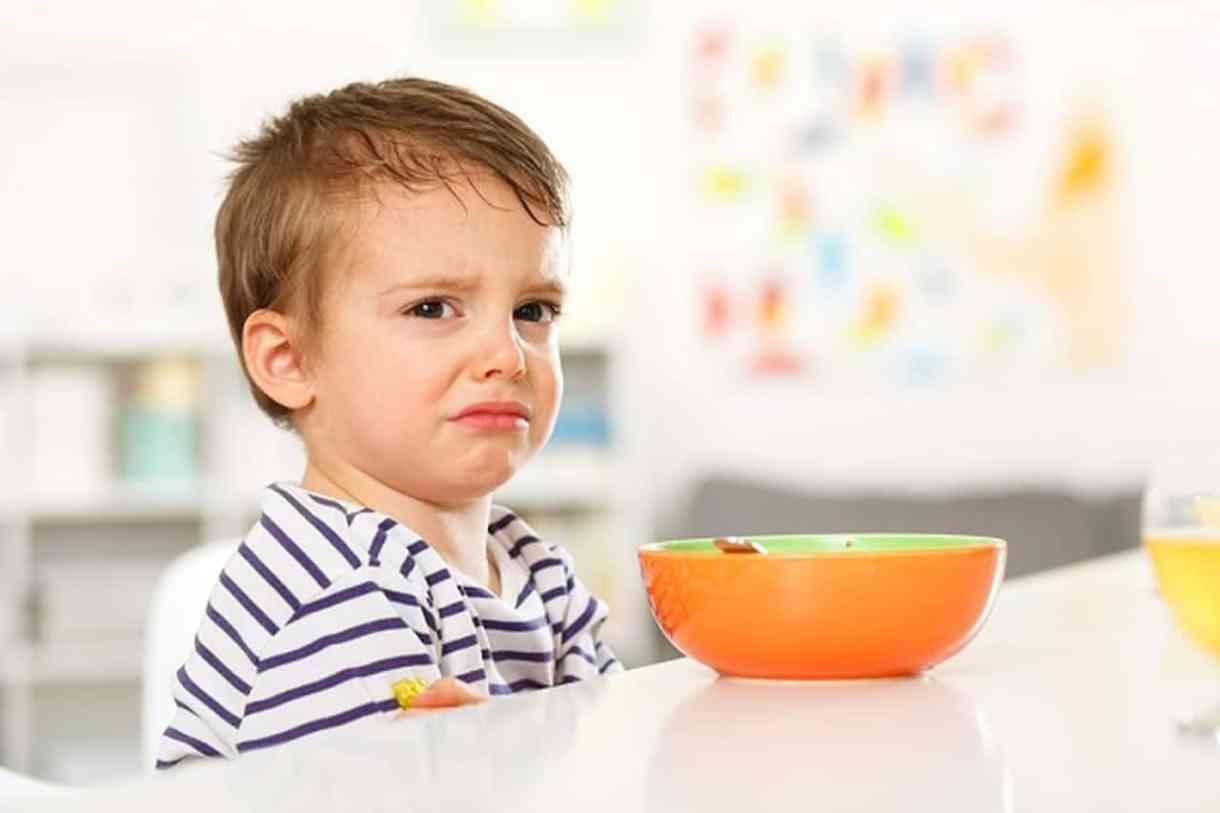 اسباب فقدان الشهية المفاجئ عند طفلك
