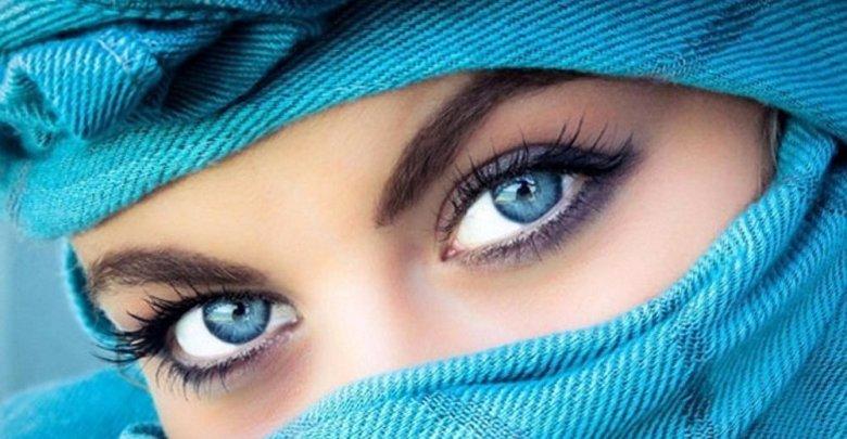 افضل العدسات لتكبير العيون وتوسيعها وشكله طبيعي