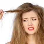 أفضل الخلطات طبيعية لتنعيم وترطيب الشعر الجاف في اسبوع