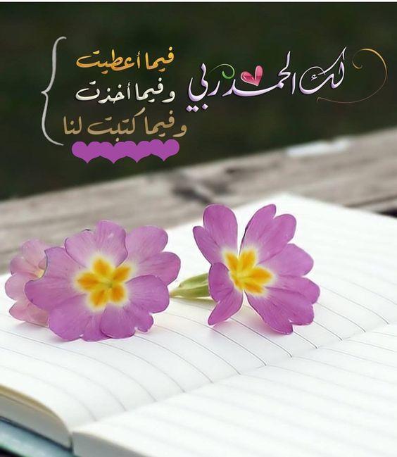 صور حالات يوم الجمعة ربي لك المحمد