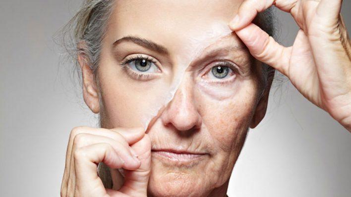 كيفية علاج تجاعيد الوجه بالطب البديل