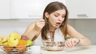Photo of كيف تتغلبين على الجوع أثناء الرجيم