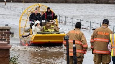 Photo of فيضانات تاريخية تضرب ولاية نبراسكا الأمريكية