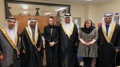 Photo of رئيسة الوزراء النيوزلندية تستقبل وفداً إماراتياً برئاسة النعيمي
