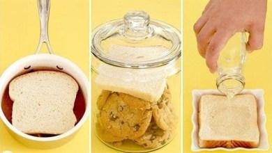 Photo of حيل بسيطة لاستخدام شرائح الخبز في المنزل