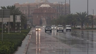 Photo of أجواء مغبرة وأمطار متوقعة غداً في الإمارات