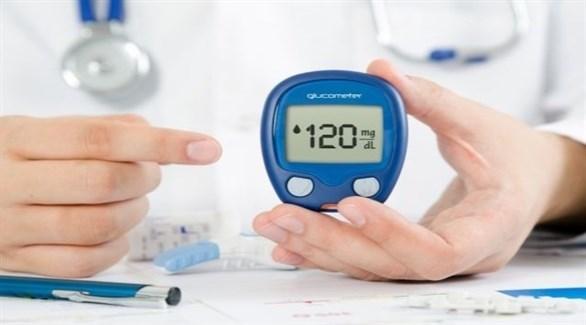صورة جهاز قياس مرض السكري