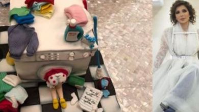 Photo of صور تورتة عيد ميلاد والدة أصالة الذي الغريب الذي سخر منه المتابعين