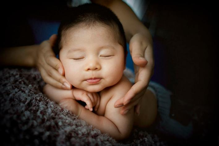 النوم يساعد على تقوية مناعة الاطفال