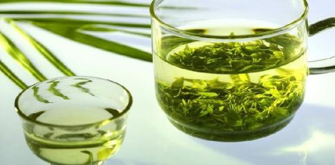 الشاي الأخضر الصيني