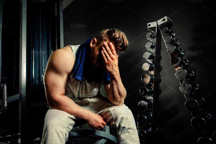 أضرار ترك الرياضة