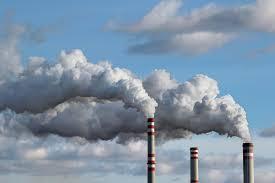 دخان المصانع