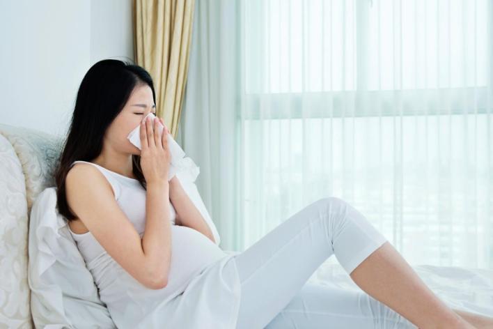 نزيف الأنف أثناء الحمل - مجلة رجيم