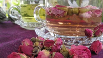 Photo of فوائد شاي الورد